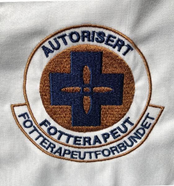 Bilde av FTF Logo Brodering